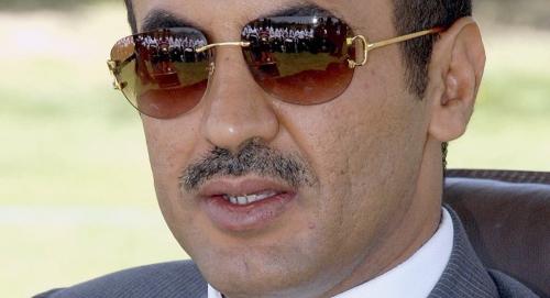 شاهد الظهور الجديد للعميد احمد علي عفاش الذي اثار الجدل