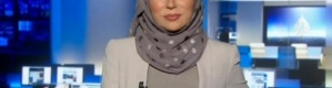 المذيعة التونسية الحسناء خديجة بن قنة والفلسطيني جمال بن ريان يقدمان استقالتهما ويصفان قناة الجزيرة بأنها قناة شيطانية
