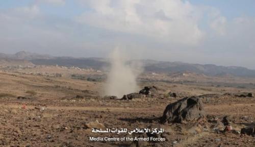 الحوثيون يعلنون سيطرتهم على مواقع للجيش بين مأرب والبيضاء