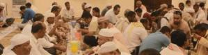 مكتب الشباب والرياضة بوادي حضرموت يقيم امسية رمضانية للقيادات والكوادر الرياضية..