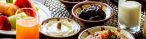 5 أطعمة صحية يمكن تناولها بين الإفطار والسحور ولا تزيد الوزن