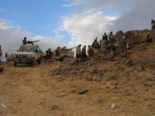 القوات الحكومية تكسر هجوماحوثيا شرق صنعاء