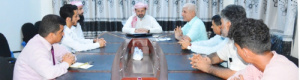 المدير التنفيذي لمؤسسة يافع للعمل و الإنجاز يلتقي علي عبدالله بعدن و يناقشان إمكانية رفع مستوى الخدمات في المراكز الصحية