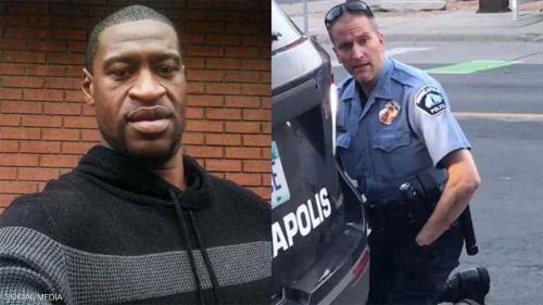 مفاجأة في الجريمة العنصرية بأميركا.. الشرطي وضحيته عملا معا