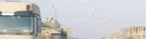شاهد الشرعية تدفع بتعزيزات عسكرية ضخمة الى شقرة