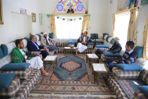 """الكشف عن المكان الذي يختبئ فيه """"عبدالملك الحوثي"""" و""""إيرلو"""" والخبراء الإيرانيين في صنعاء"""