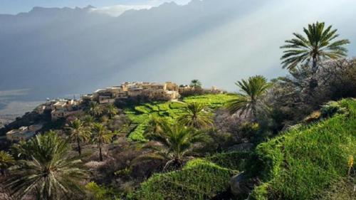 اقصر ايام الصيام في العالم تعيشه قرية عمانية