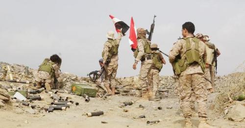 قيادات حوثية في قبضة الجيش الوطني بمأرب