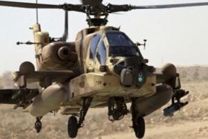 الأباتشي تدخل خط المواجهة بقوة وتدك أوكار الحوثيين