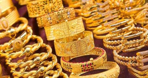 اسعار الذهب في اسواق المحافظات المحررة اليوم