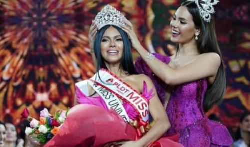 """""""ملكة جمال"""" الفلبين تتوجه إلى هذه """"الدولة العربية"""" بحثا عن أبيها الذي لا تعرف عنه شيئاً (فيديو)"""