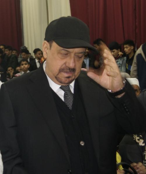 """رئيس مجلس النواب سلطان البركاني يبشر طلاب اليمن في الخارج بقرب صرف حقوقهم """"تفاصيل"""""""