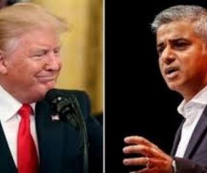 """بعد وصفه بـ""""كارثة"""".. عمدة لندن""""لن يضيع وقته"""" في الرد على ترامب"""
