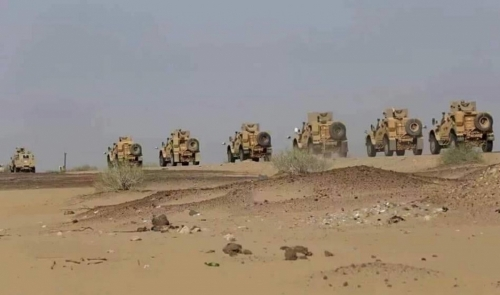 عاجل: انطلاق عملية عسكرية كبرى لتحرير البيضاء