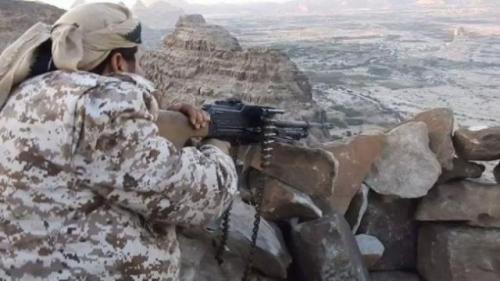 قتلى وجرحى وتدمير أليات .. خسائر فادحة لميليشيا الحوثي في جبهة نهم