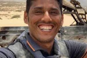 الإعلان عن القبض على قتلة مصور الانتقالي نبيل القعيطي..واطلاق جائزة صحفية باسمه