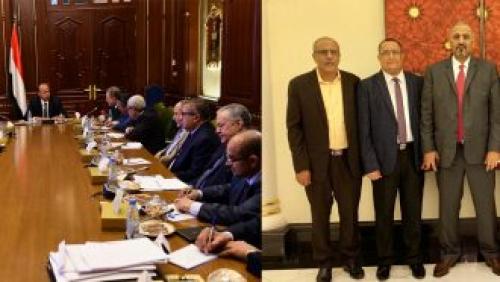 بالأسم والصورة .. هؤلاء أبرز المرشحين لرئاسة الحكومة بعد حسم كل خلافات اتفاق الرياض ( تعرف على ذلك )
