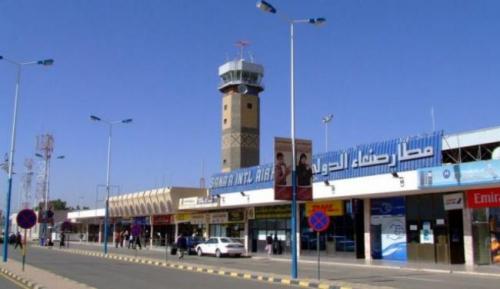مصدر: مطار صنعاء سيفتح امام ثمان وجهات دولية والحوثي يطالب بالمزيد