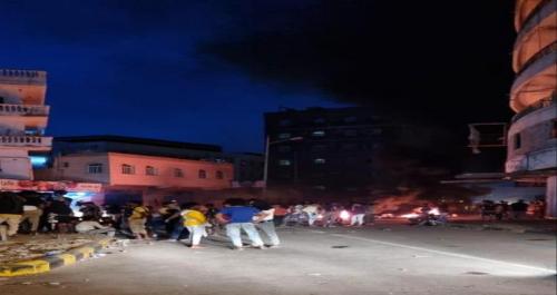 ما الذي حدث في مدينة التواهي .. ؟