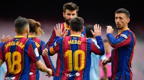 برشلونة يعرض 18 لاعباً للبيع بهدف إنقاذ النادي من الإفلاس