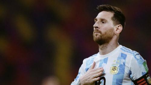 ميسي: حلمي الأكبر هو الفوز بلقب بقميص الأرجنتين