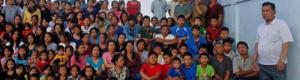الهندي تشانا تزوج 38 امراة ومات
