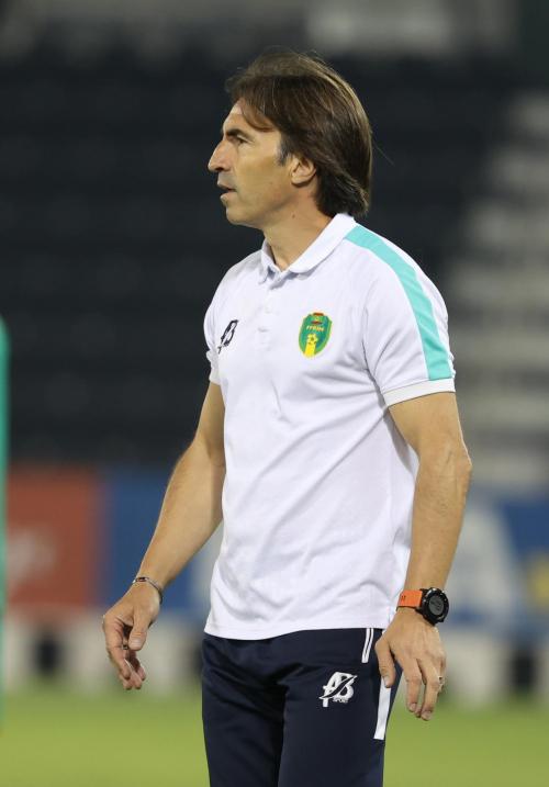 مارتينز مدرب موريتانيا : راض عما قدمه اللاعبون وعازمون على الظهور بأفضل صورة بالبطولة