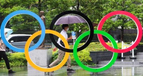 حظر المصافحات والأصوات المرتفعة في الأولمبياد