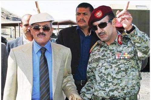 تصريح رسمي لمكتب احمد علي عبدالله صالح بشان زواج زوجة الرئيس بالحوثي