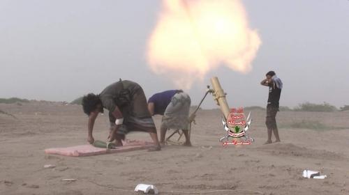 اللواء هيثم قاسم طاهر ابرز أعضاء القيادة المشتركة لجبهة الساحل الغربي