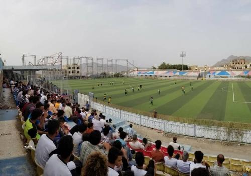 تعادل إيجابي في إفتتاح الدوري التنشيطي لكرة القدم