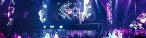 شاهد صراخ فتيات وألفاظ غير مهذبة ورقص ومشاهد فاضحة .. تركي آل الشيخ يثير ضجة عارمة في السعودية (فيديو)
