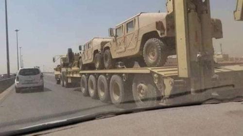 حقيقة استلام القوات السعودية للامن بمطار عدن