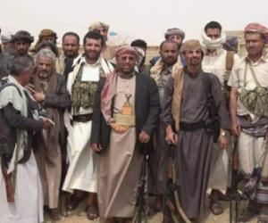 ماذا يفعل رئيس الاستخبارات الحوثية في مارب