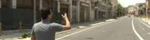 """مدينة الأشباح.. فيديو حصري لـ""""سكاي نيوز عربية"""" من قلب فاروشا"""