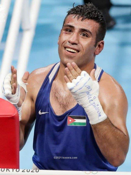 العرب يبحثون عن المجد باليوم السابع من أولمبياد طوكيو