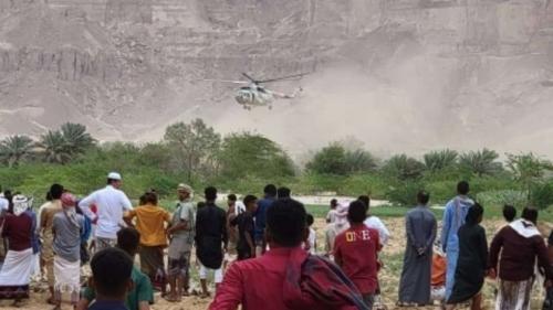 اليمن.. غرق 7 فتيات من عائلة واحدة بسيول الأمطار