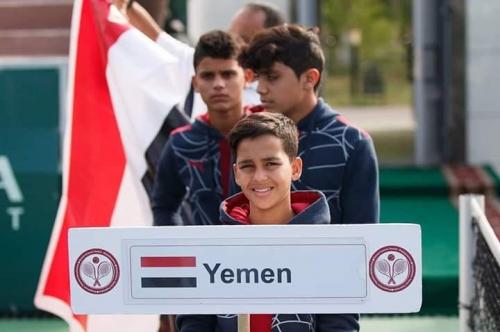 منتخب اليمن يشارك في نهائيات اسيا للتنس
