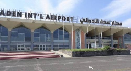 تحويل رحلات الطيران من عدن الى مطار سيئون بشكل مفاجئ