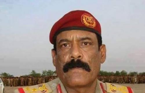 اللواء جواس…. مع القائد عيدروس وتحت امره !