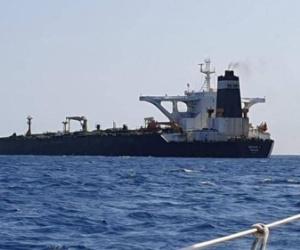تقارير: جبل طارق تفرج اليوم عن ناقلة النفط الإيرانية