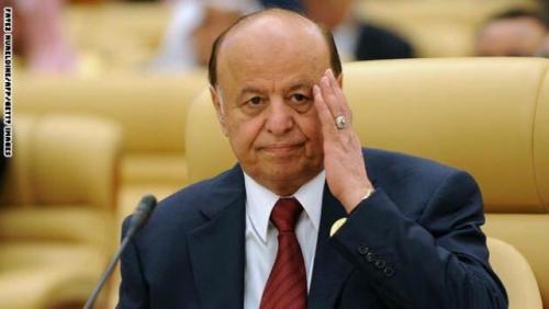 مصدر يمني ل رويترز : هادي عاجز عن إدارة اليمن بسبب سنه وحالته الصحية