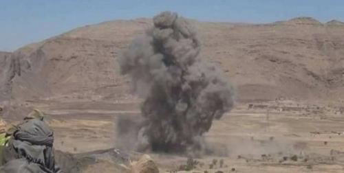 بعد مواجهات عنيفة..   الجيش الوطني يستكمل تحرير سلسلة جبال البياض شرق صنعاء