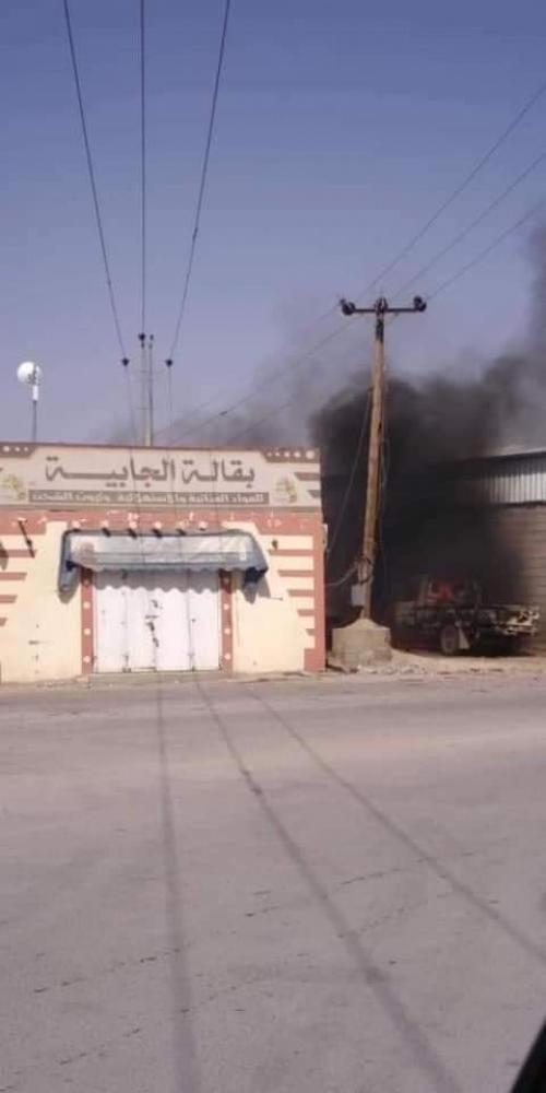 عاجل: النخبة الشبوانية تشن هجوم معاكس للسيطرة على العاصمة عتق