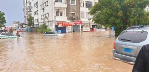 تحذير هام من أمطار فيضانية ستجتاح هذه المحافظات خلال الساعات القادمة