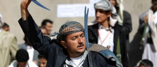 الحوثيون يوجهون بمنع إقامة صلاة الجمعة بجامع السلفيين في الجوف