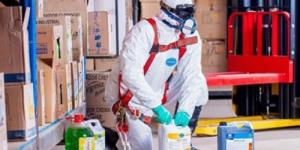 8 أطنان مواد كيميائية مخزّنة بالجامعة تهدد حياة 45 ألف شخص في العاصمة عدن (تفاصيل)