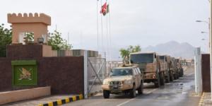 جيش سلطان عمان جاهز لمواجهة الخطر المحتمل