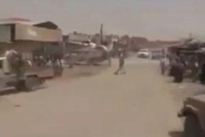 الشرعية ترفع علم اليمن في عاصمة محافظة يمنية شمالية بعد تحريرها