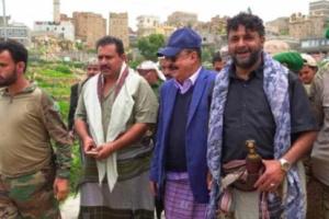 اللواء احمد سعيد بن بريك يغادر عدن بعد ا لتخلي عن الادارة الذاتية !